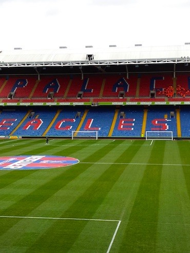 CRYSTAL PALACE  FC - LIVERPOOL FC