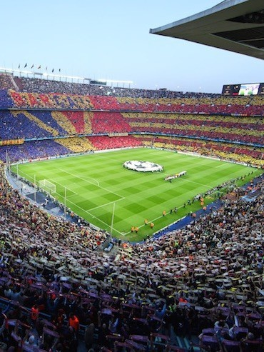 FC BARCELONA - REAL MADRID CF